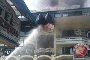 Hotel Puri Gardenia Kebakaran