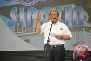 Gubernur: Sipolin Permudah Masyarakat Pelosok Bayar Pajak