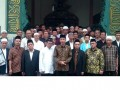 Jokowi di Masjid