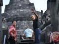 Obama di Borobudur