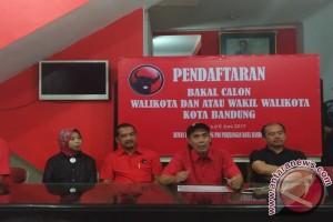 Aries Supriatna Daftar Penjaringan Cawalkot Bandung