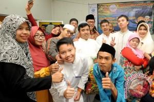 Serunya Pesantren Kilat Ramadhan Untuk Anak Disabilitas