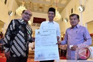 Zakat Jokowi-JK