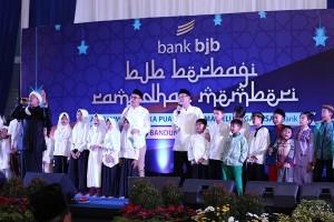 Bank BJB Santuni 20.000 Anak Yatim Piatu
