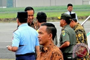 Jokowi Jenguk Mang Ihin
