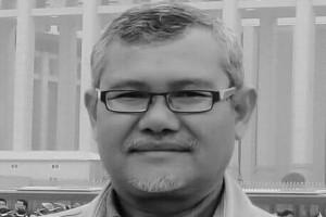 Kepala LIPI Iskandar Zulkarnain Wafat