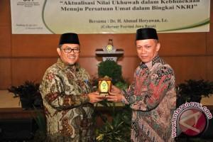 Jabar Bantu UIN Bandung Bangun Rumah Hafiz