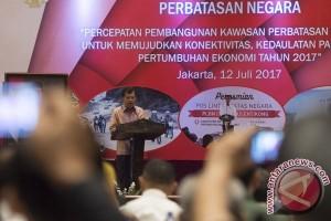 Rapat Koordinasi Pengelolaan Perbatasan Negara
