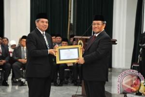 Gubernur Aher Lantik Kepala BPKP Jawa Barat