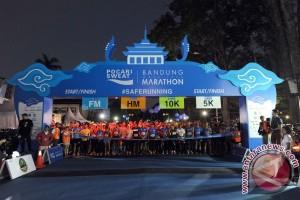 Bandung West Java Marathon Gerbang Promosi Wisata