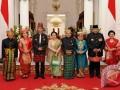 Foto Bersama Presiden dan Mantan Presiden