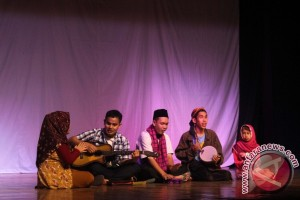 """Unspoken Talent Night"" Ajang Disabilitas Bermain Teater"