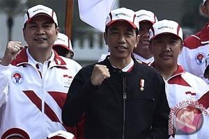 Jokowi Targetkan Indonesia Juara Umum