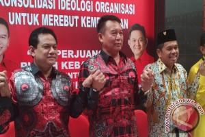 Golkar-PDIP Jabar Bentuk Tim Lima Terkait Pilkada