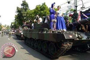 Jalan Riau Bandung Jadi Arena Parkir Kendaraan Perang