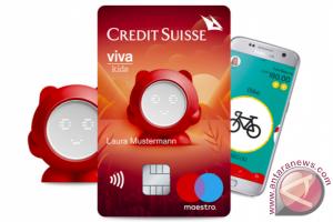 Celengan digital bantu anak Swiss menabung