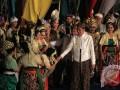 Jokowi di Festival Keraton