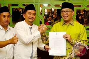 PKB Resmi Dukung Ridwan Kamil di Pilgub