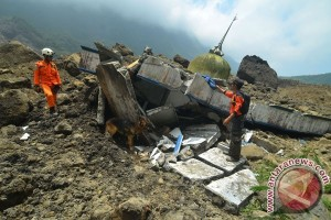 Basarnas : Lokasi Pencarian Korban Longsor Galunggung Berbahaya