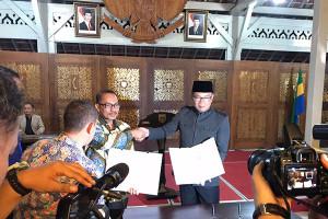 BPJS- Pemkot Bandung Perpanjang Kerjasama Kepesertaan