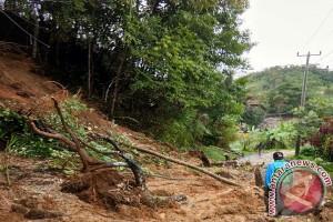 BPBD: 71 Bencana Alam Terjadi di Tasikmalaya