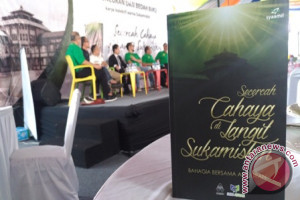Warga Binaan Lapas Sukamiskin Bandung Luncurkan Buku