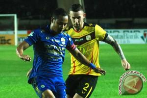 Persib Bandung kalahkan Sriwijaya FC 1-0