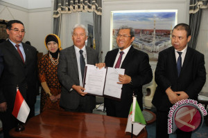 Aljazair-Jabar Jalin Kerja Sama Bilateral