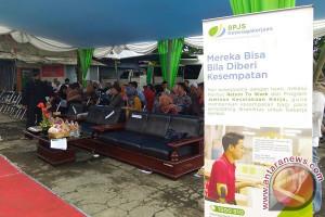 BPJS Ketenagakerjaan Bandung-Suci Edukasi Pedagang Pasar Palasari