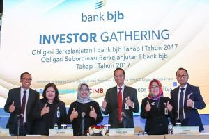 Selama 2017 bank bjb raih beragam penghargaan