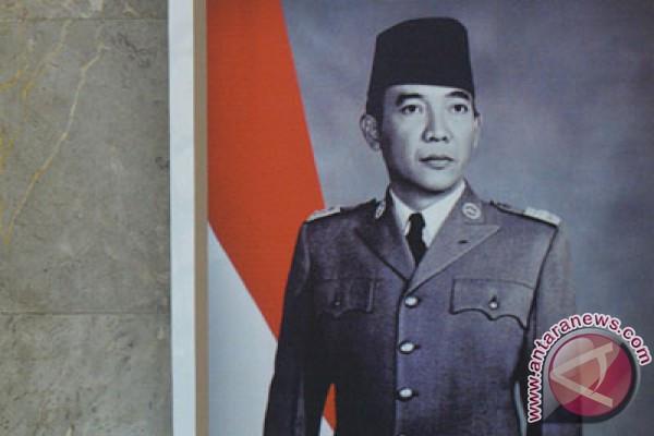 Sukarno Koleksi 200-an Lukisan Basuki Abdullah