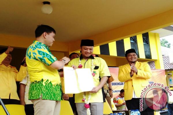 Golkar Cirebon Dukung Ridwan Kamil-Daniel Muttaqien