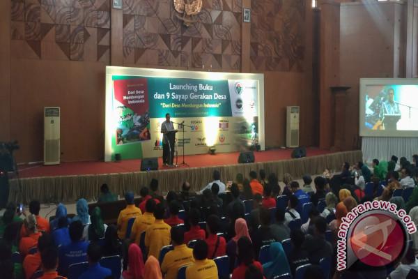 Staf Khusus Mendes Luncurkan Buku di UPI