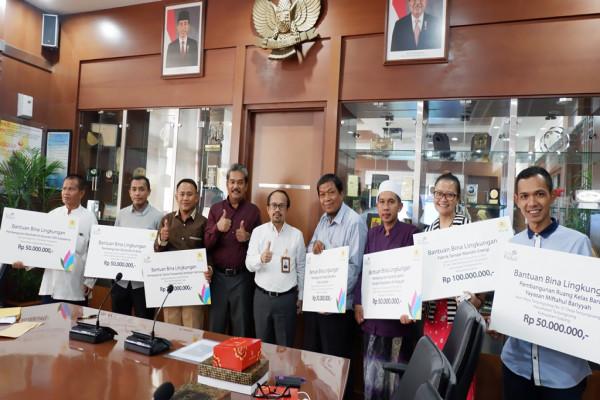 PLN Peduli Kembali Salurkan Bantuan untuk Masyarakat Jawa Barat