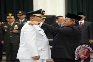 Gubernur Jabar Lantik Wali-Wawalkot Tasikmalaya