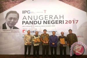 Jawa Barat Raih Anugerah Pandu Negeri 2017