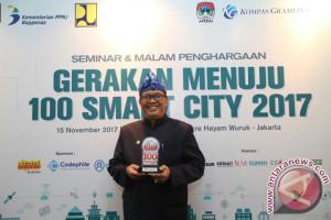 Bandung Kembali Raih Penghargaan Kota Smart City