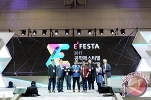 Mahasiswa ITB Raih Predikat Juara E2FESTA di Korea Selatan