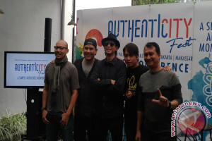 Padi-Pure Saturday Siap Meriahkan Authenticity Fest 2017 di Bandung
