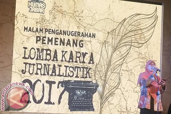Pemenang Lomba Karya Jurnalistik Geliat Pembangunan Jabar