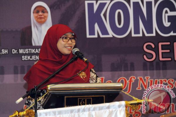Netty Heryawan: Perawat-PKK  Harus Bekerja Sama