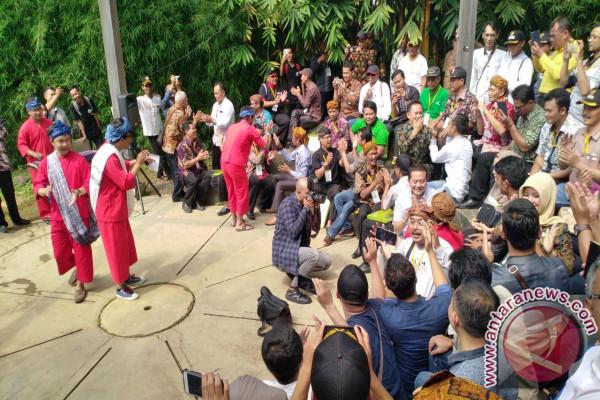 Kemendes PDTT Gandeng Komunitas Hong Lestarikan Permainan Tradisonal
