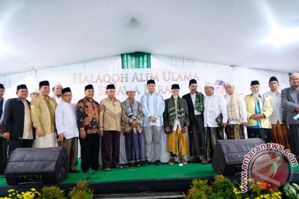 Kiai/Ulama Deklarasikan Dukungan Untuk Ridwan Kamil-Daniel