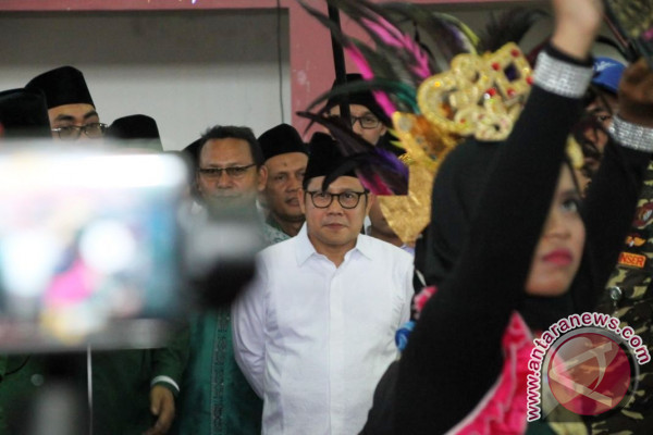 "Peserta ""long march"" Cak Imin Cawapres dipulangkan"