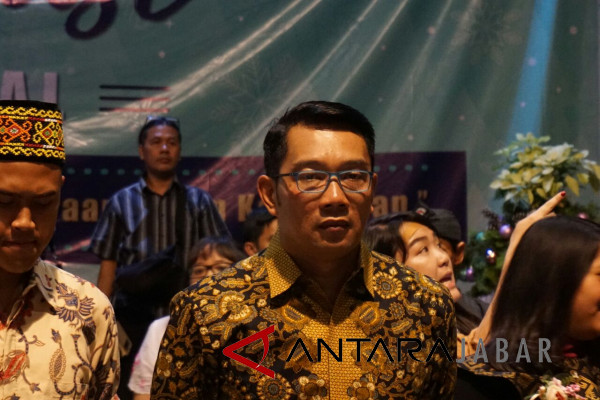 Buruh curhat tentang UMSK ke Ridwan Kamil