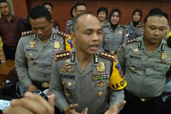 Polrestabes: kriminalitas di Kota Bandung turun