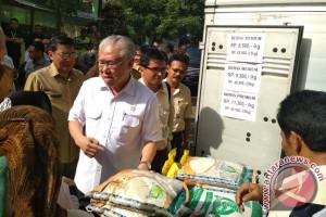 Subdivre Bulog Bandung Gelar Operasi Pasar Murah
