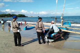 Ombak laut Garut bahaya bagi wisatawan