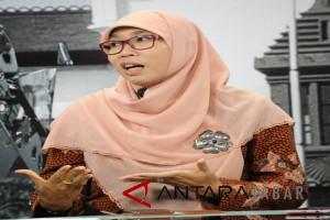 Netty Heryawan optimistis tim voli bank bjb juara Proliga 2018