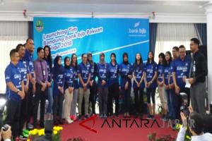 Bank BJB perkenalkan tim voli putri Proliga 2018